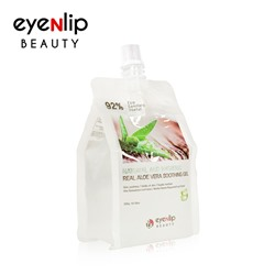 [EYENLIP] 92% Real Aloe Vera Soothing Gel 300g (Weight : 323g)