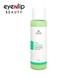[EYENLIP] Cica Multi Care Cream & Toner 200ml (Weight : 297g)