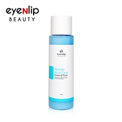 [EYENLIP] Peptide Multi Care Cream & Toner 200ml (Weight : 297g)