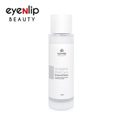 [EYENLIP] AHA&BHA Multi Care Cream & Toner 200ml (Weight : 297g)